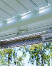 Calefactor integrado