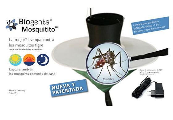 trampa para el mosquito tigre speedgrass